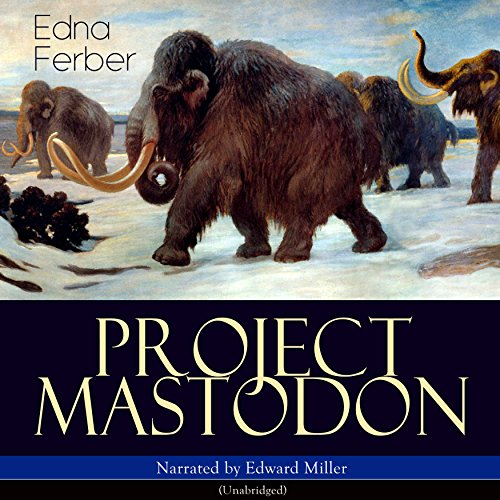 Project Mastodon cover art