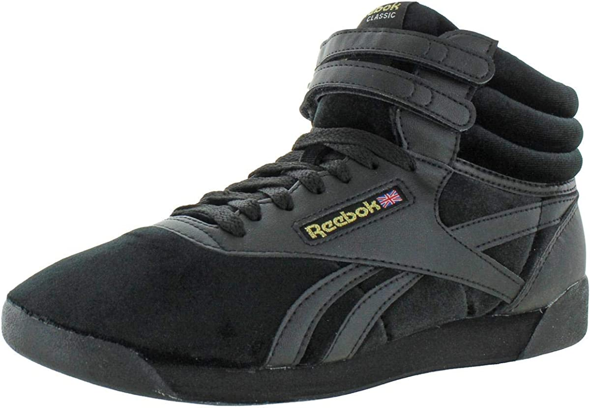 Reebok Boys free shipping F S Recommended Hi Velvet Trainers High Top Sneakers 2