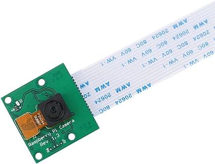 Modulo fotocamera webcam 5MP, supporta video 1080p / 720p, per Raspberry Pi 3 e RPI 2 - Trova i prezzi più bassi