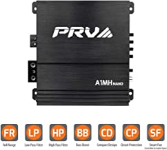 PRV AUDIO A1MH Nano 1 Ohm 1800 Watts Class D Mono Channel Full Range Amplifier