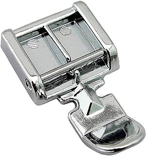 Cutex (TM) العلامة التجارية سحاب القدم 6 مم الأداة الإضافية #006905008 للعديد من آلات الخياطة موديل المغني