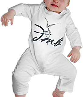 MJCoulombe Infant Dave Matthews Band Cute Music Band Long Sleeves Bodysuit