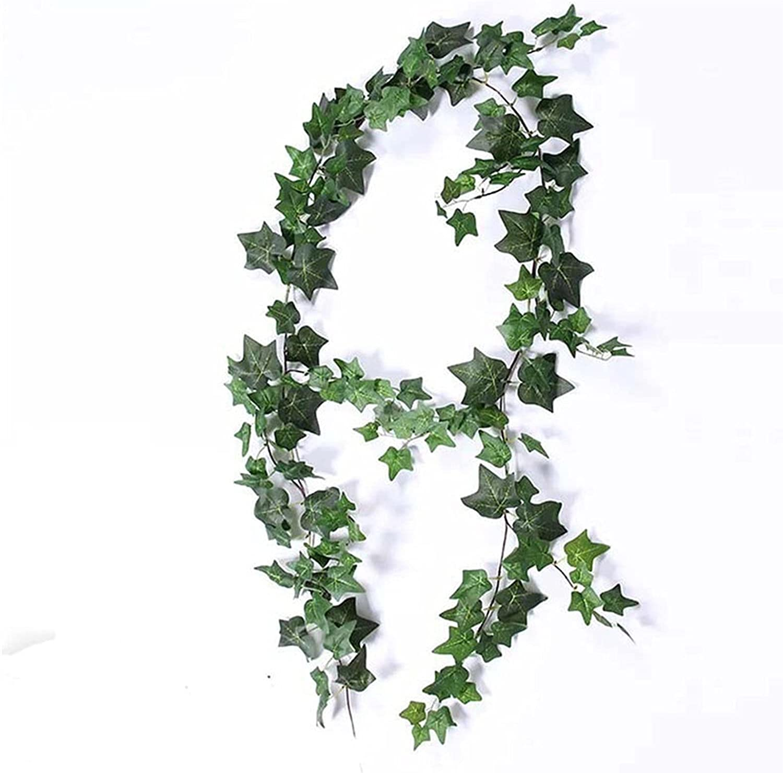 YWSZY 180cm Artificial Ivy Plant Greens Wedding Gard Faux Plants OFFicial store Trust