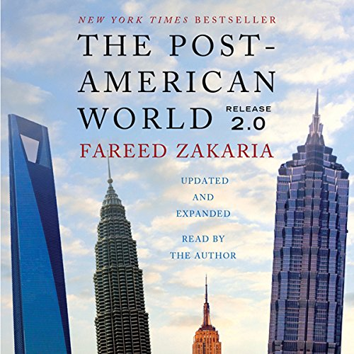 The Post-American World 2.0 audiobook cover art
