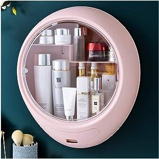 Étagère d'angle Douche Support mural salle de bains douche douche plateau en plastique for baignoire Porte de rangement Sa...