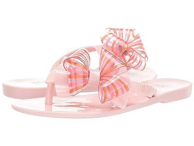 Mini Melissa Mel Harmonic Sweet II INF (Little Kid/Big Kid) (Pink Clear) Girl