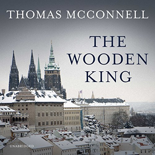 The Wooden King audiobook cover art