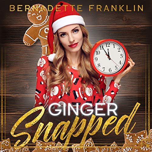Ginger Snapped audiobook cover art