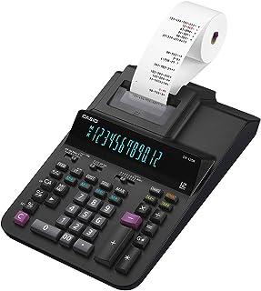 Casio DR-120R Printing Calculator Desk Top Type, Black