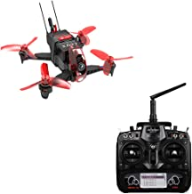 Walkera Rodeo 110 110mm RC Racing Drone Quadcopter with 600TVL Camera Battery Charger RTF with DEVO 10 Remote Controller (Basic Version)