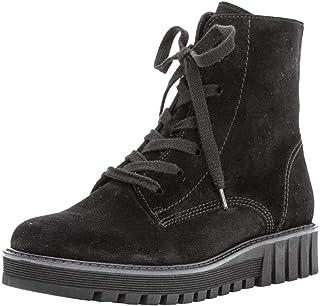 Gabor Casual laarzen in grote maten zwart 94.812.37 grote damesschoenen