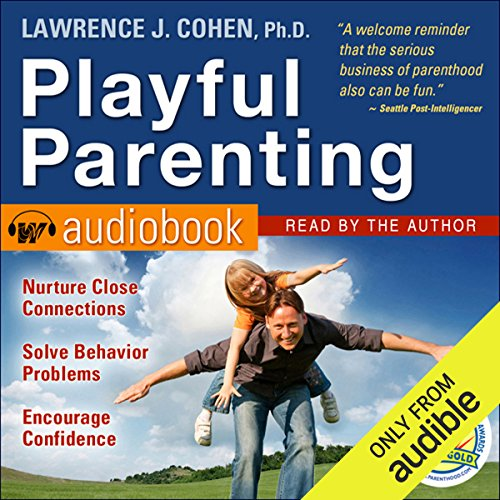 Playful Parenting audiobook cover art