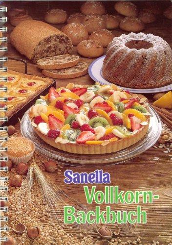 Sanella Vollkorn-Backbuch