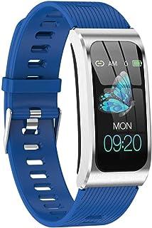Activity Trackers inteligentny zegarek z monitorem tętna i snu inteligentny pasek licznik kalorii krokomierzem Bluetooth s...
