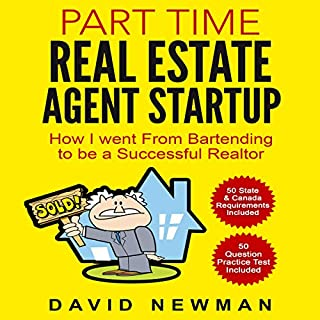 Part Time Real Estate Agent Startup cover art