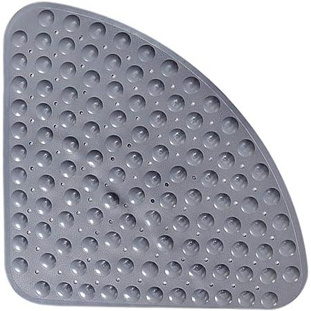 ANTI SLIP BATH TAB SHOWER MAT 35X65 CM ASSORTED COLOURS