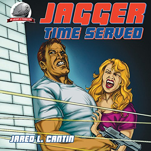 Jagger - Time Served cover art