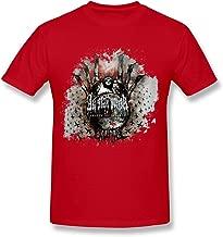 TeaTime Tea Time Men's T-Shirts All Shall Perish Awaken The Dreamers Black