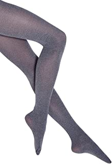 Wolford Damen Strumpfhosen LW Cotton Velvet, 90 DEN