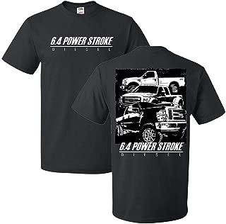 6.4 Power Stroke Ford Trucks Powerstroke T-Shirt