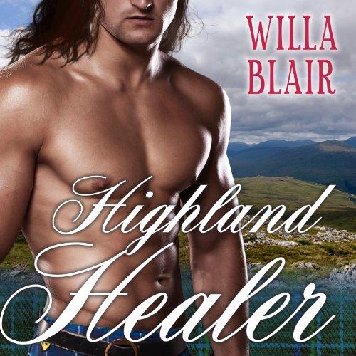 Highland Healer audiobook cover art