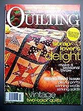 American Patchwork & Quilting October 2005 Better Homes & Gardens Pumpkin Quilt, Vintage Bathmat, Tropical Blossoms