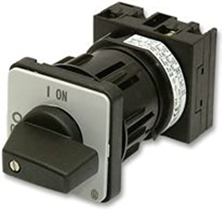 EATON MOELLER TO-1-102/EZ Rotary Switch, 2P, 20A, 690V
