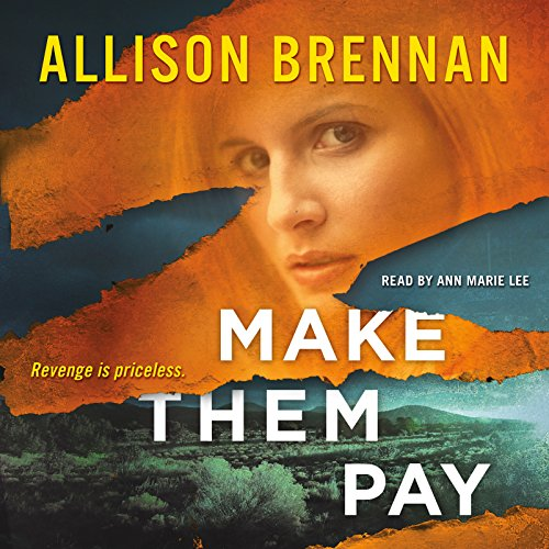 Make Them Pay audiobook cover art