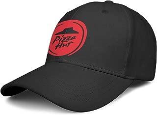 NAKHFBVi Unisex One Size Baseball Cap Pizza-Hut-Logo-Sign- Profile Six Panel Cotton Trucker Cap