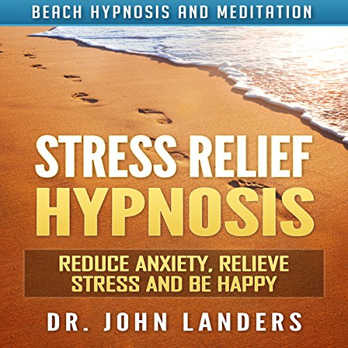 Stress Relief Hypnosis  By  cover art
