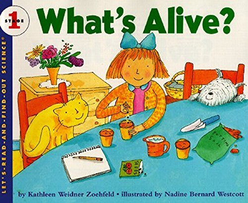 What's Alive? (Let's-Read-and-Find-Out Science 1) (English Edition)