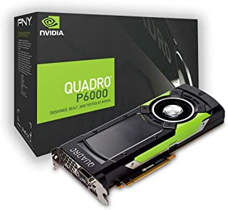 PNY NVIDIA Quadro P400 DVI 3 mini DP 2 GB GDDR5 PCI Express tarjeta gráfica profesional (reacondicionada) negro negro