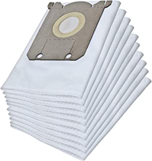2 filtri Motore |/Simile alla Borsa Originale: Misura 9 eVendix Sacchetto per aspirapolvere Adatto per AEG 202 10 Vampyrette |/10 Sacchetti per la Polvere