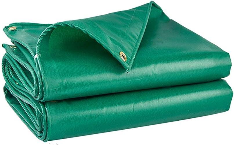 Bache De Prougeection Imperméable, Couvertures de bache pour bache de Camping Camping, pêche, Jardinage et Animaux ZHANGQIANG (Couleur   A, Taille   5x7m)
