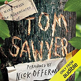 Page de couverture de The Adventures of Tom Sawyer