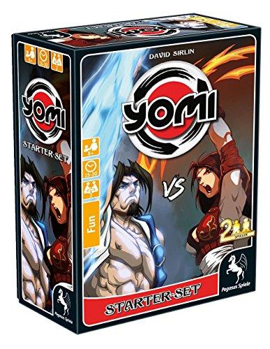 Pegasus Spiele 17425G - Yomi Starterset Grave & Jaina