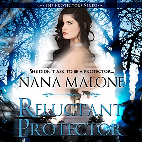Reluctant Protector audiobook cover art