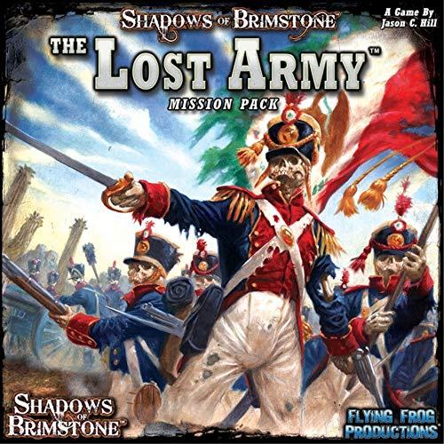 Unbekannt Shadows of Brimstone: Lost Army Mission Pack