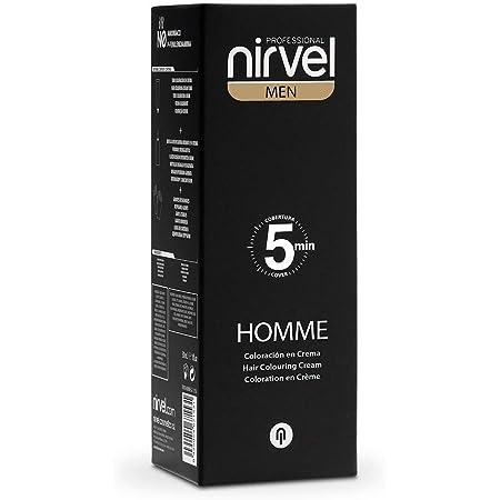 NIRVEL MEN 5 MINUTOS 30ML, COLOR G 3 GRIS OSCURO: Amazon.es ...