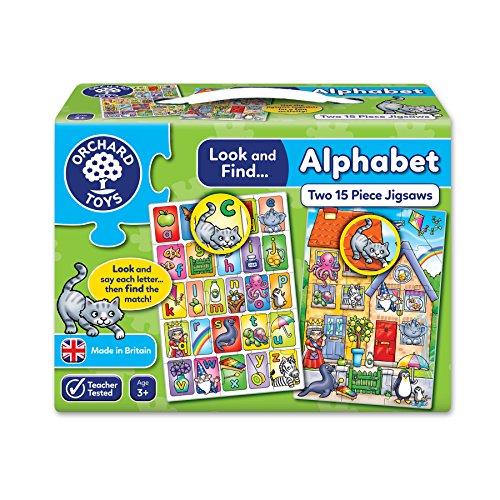 Orchard Toys 330 Alphabet puzzel