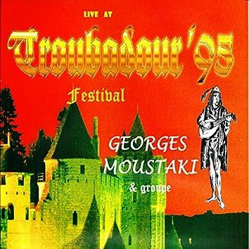 En live au Troubadour Festival 1995 (Live)