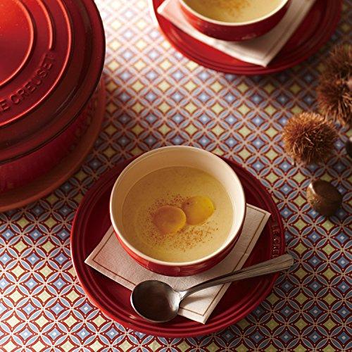 ル・クルーゼ(Le Creuset) 茶碗 ライスボール チェリーレッド 耐熱 耐冷 電子レンジ オーブン 対応 【日本正規販売品】