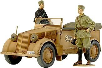 Tamiya Italian German 508CM Coloniale Staff Car 1:35 Scale Military Model Kit