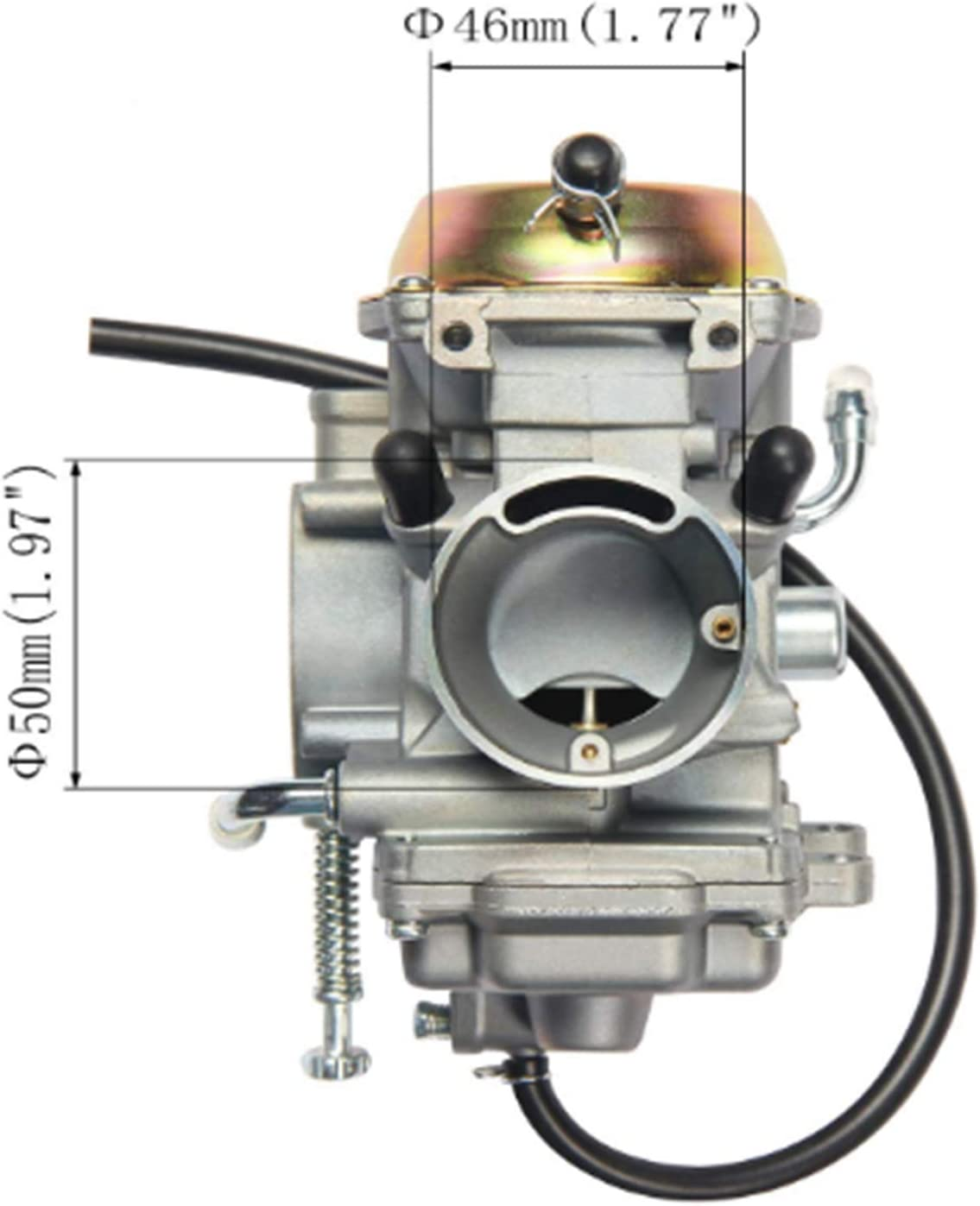 New Carburetor Assembly for Brand new Polaris 313 shipfree Boss Trail 2003-2013 330