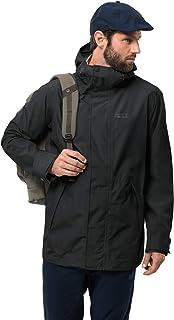 Jack Wolfskin Men's Cape Conran Recycled Lightweight Waterproof Jacket