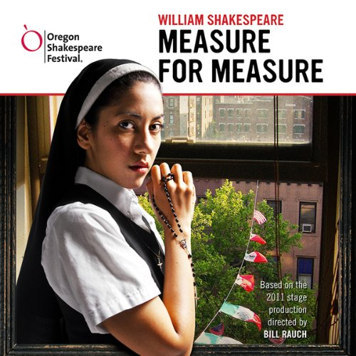 Measure for Measure (Dramatized) audiobook cover art