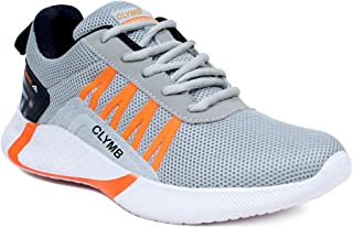 CLYMB Men's Casual Running Sport Shoes