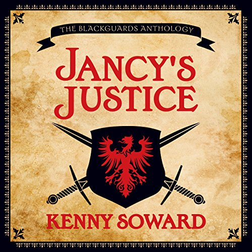 Jancy's Justice: A GnomeSaga Tale audiobook cover art