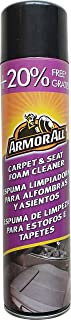 Armor All Carpet and Seat Foaming Cleaner, 600 ml, GAA38500EN