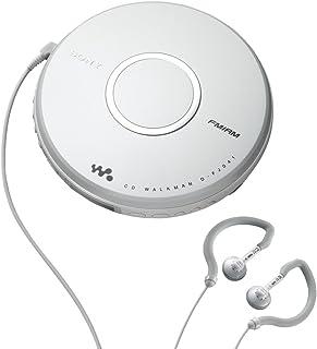Sony DFJ041 Walkman Portable CD Player with AM/FM Tuner
